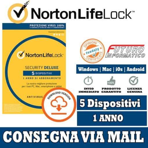 Norton Security 5 Computer