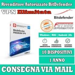 Bitdefender Premium VPN 10 device