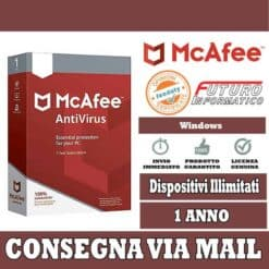 McAfee Antivirus PC Illimitati