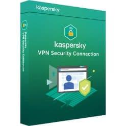 Kaspersky VPN Secure Connection 5 dispositivi
